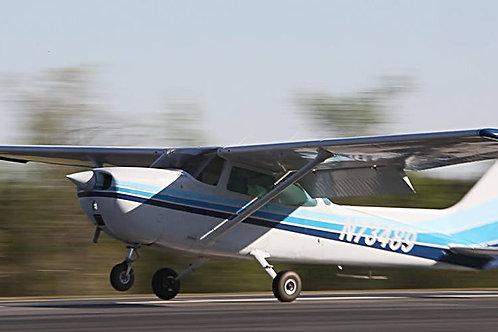 Cessna 172 - N73489