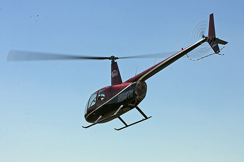 Falls Lake Helicopter Tour - Up to 3 Passengers