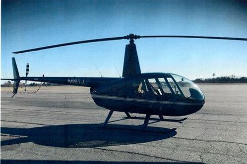 Robinson R44 - N86TJ