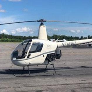 Robinson R22 - N7168U