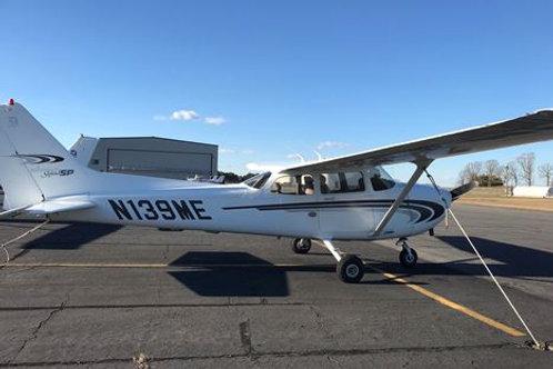 Cessna 172 - N139ME