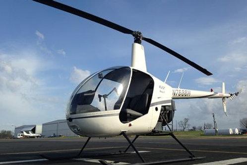 Robinson R22 - N7686H