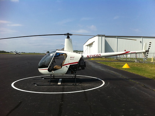 Helicopter Introductory Flight - 1 Hr Flight Time