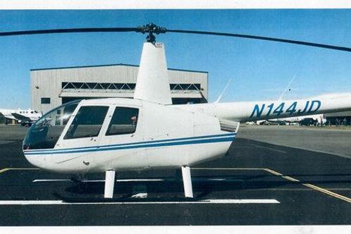 Robinson R44 - N144JD