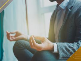 Bancário zen: manter o foco em meio ao caos