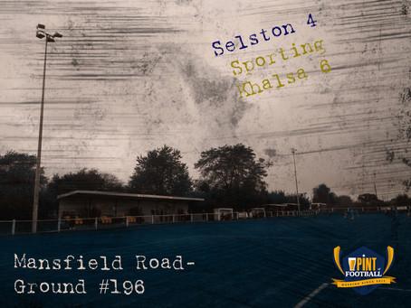 03/10/20 Review: Selston vs Sporting Khalsa