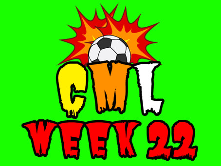 Matchday Twenty-Two Review