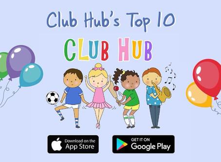 Find us on Club Hub