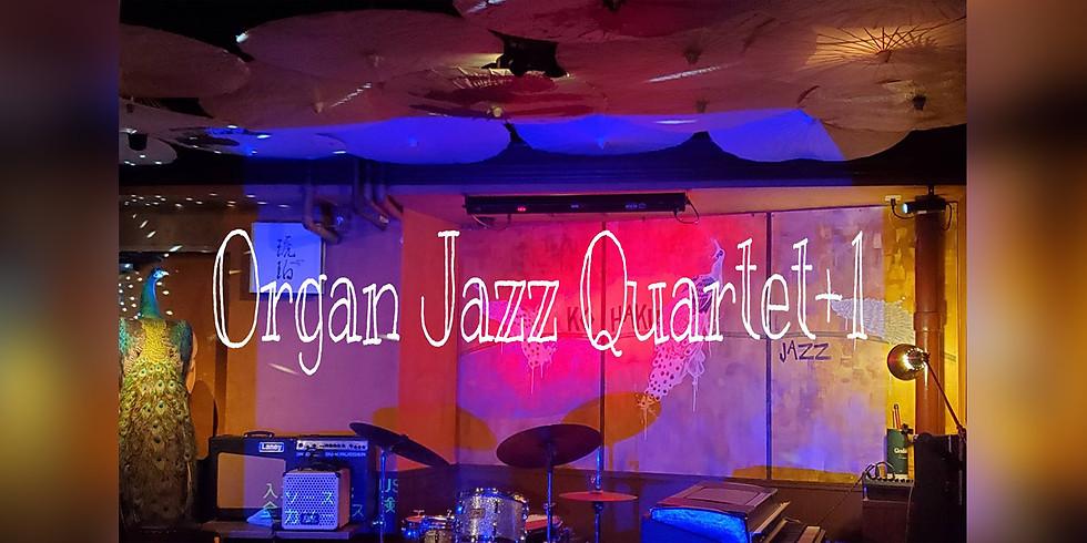 Organ Jazz Quartet+1