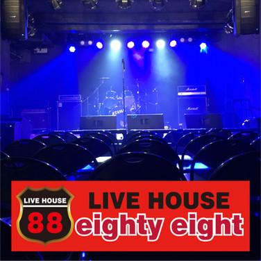 仙台LIVE HOUSE 88