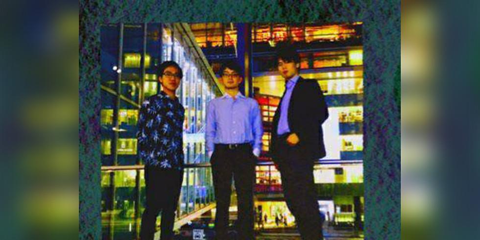 Yusuke Fuji Trio Live&Session