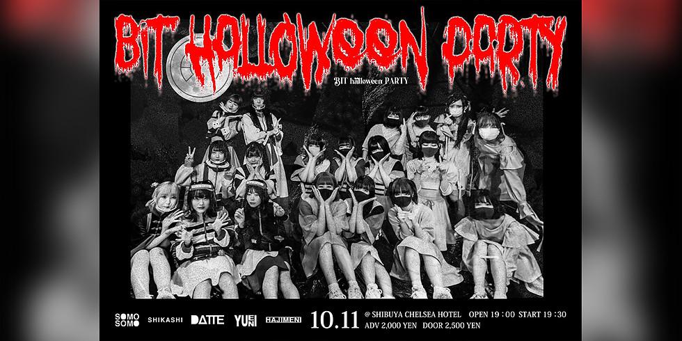 BIT halloween PARTY