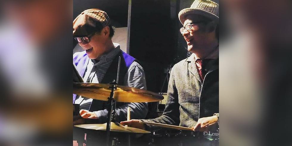 はじめ と おうじ ピアノ&ドラムデュオ