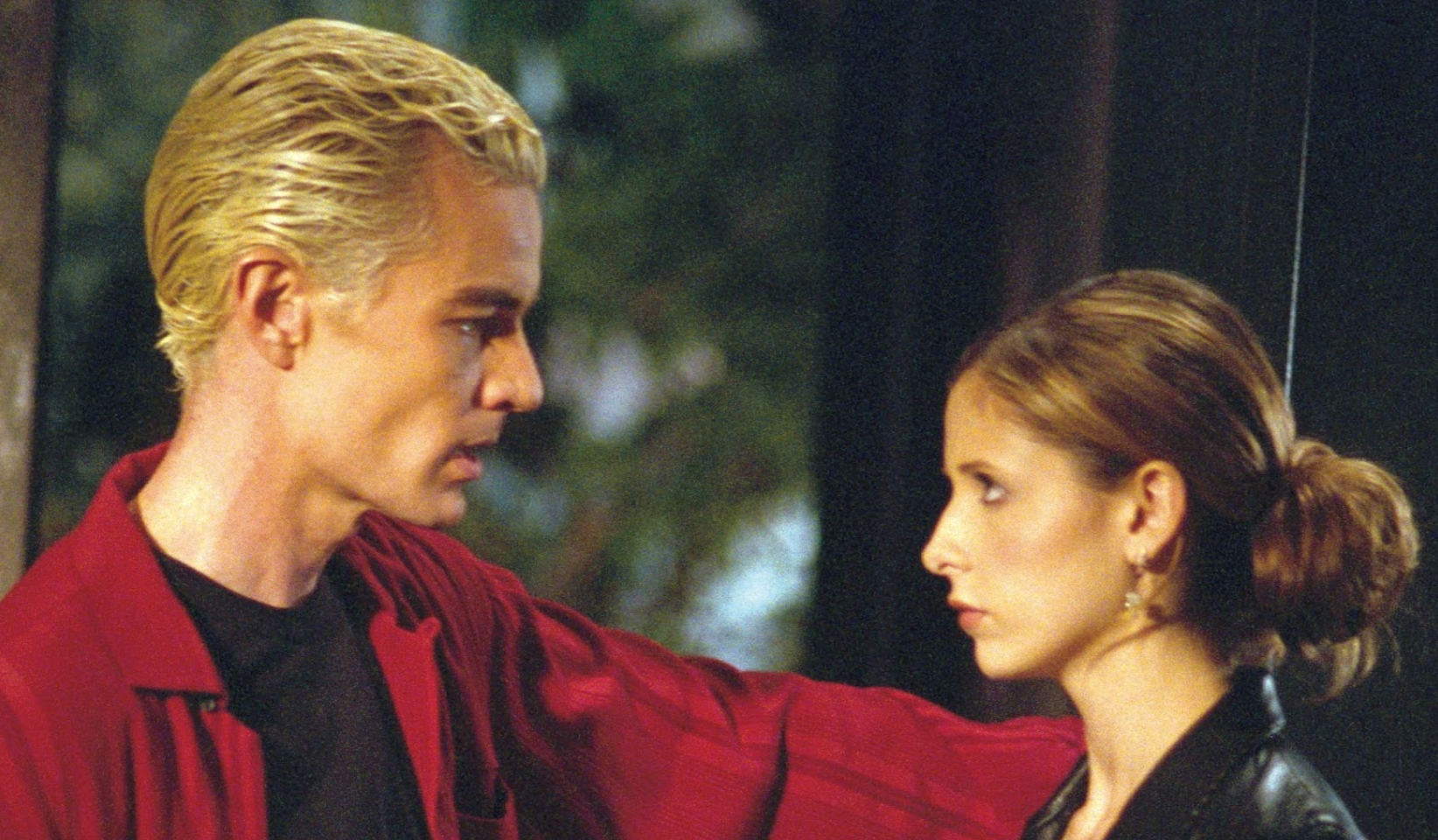 Who Is He and What Is He To You? or Buffy and Spike for Never and Ever