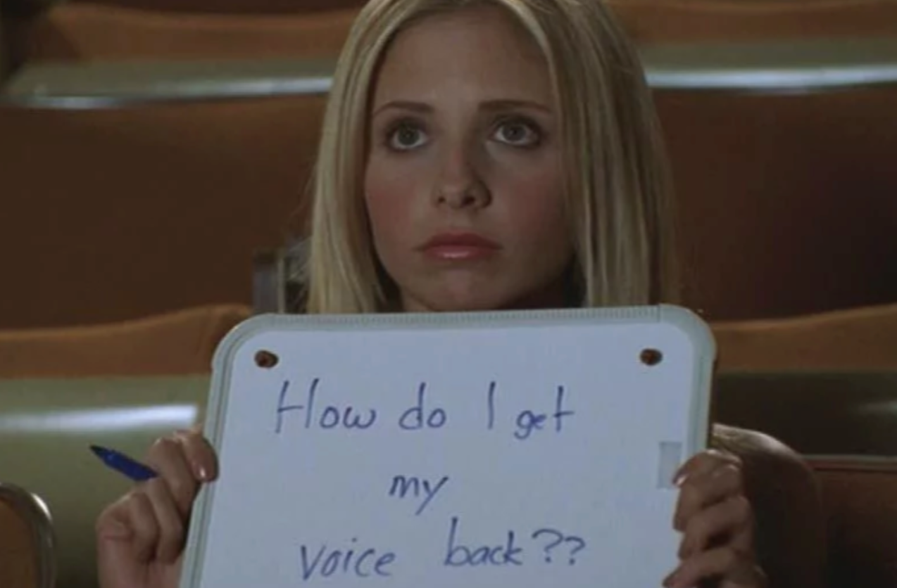 10 Times Buffy's Strength Came From Her Words - Part Two