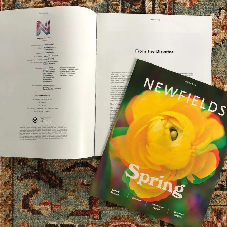 Newfields Magazine