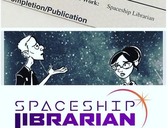 Spaceship Librarian