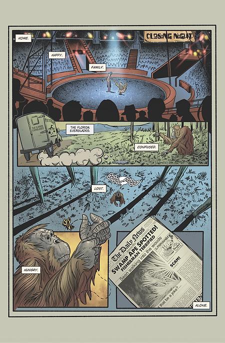 Swamp Ape Short Comic - Page 1.png