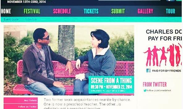 2014 LA Comedy Fest