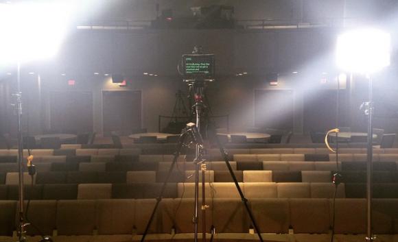 Real Life TV shoot