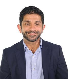 Photo of Dr. Aziz Bhimani
