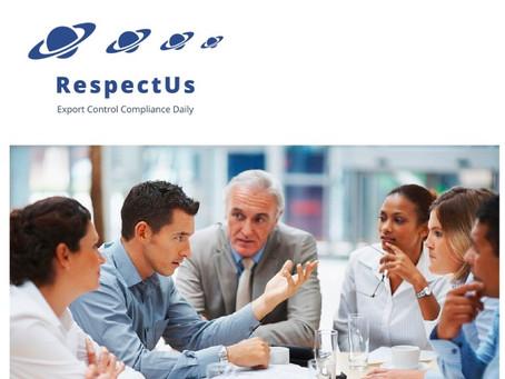 RespectUs Newsletter 27