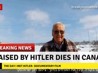 """""""מבחינתי היטלר היה הדוד וולף"""": הילד שהכיר מקרוב את השטן"""