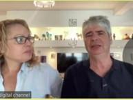 סרטון של אורלי וגיא בערוץ דמוקרט טיוי נעלם מהאוויר- הינדוס תודעה?