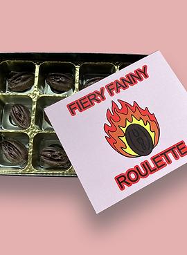Fiery Fanny Roulette