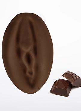 Chocolate Vulva