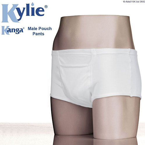 Kanga Male Pouch Pants - L