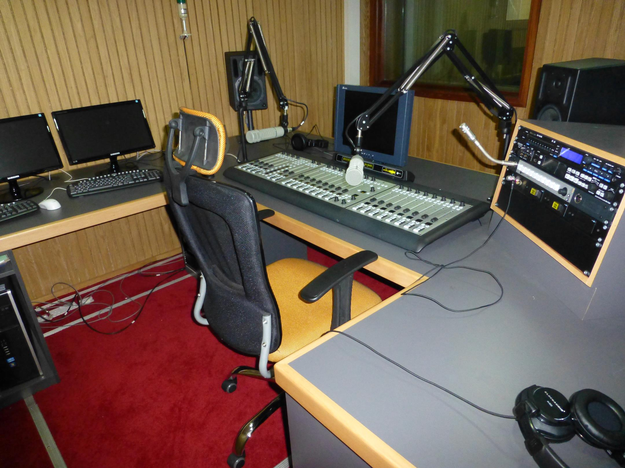 Radio Desks