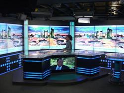 Studio Set & VideoWall