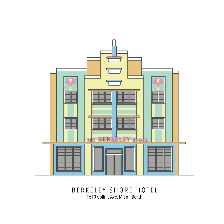 berkely shore hotel