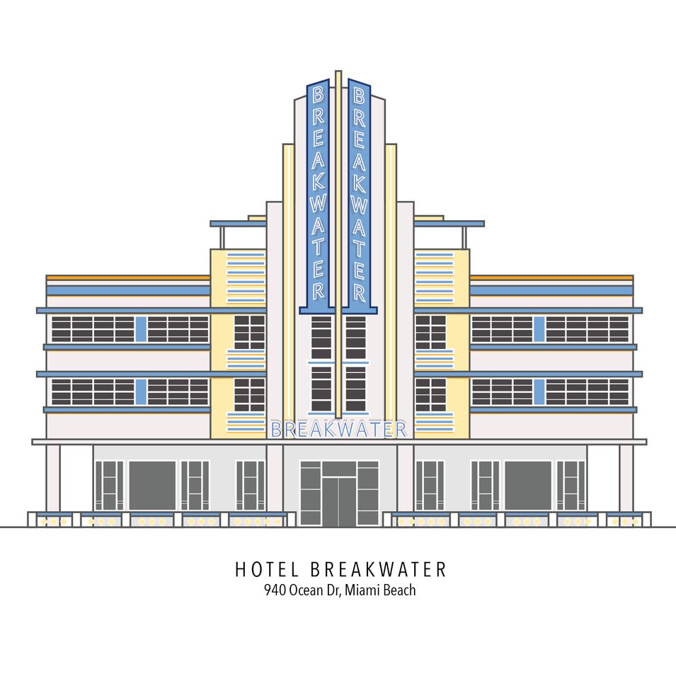 hotel breakwater