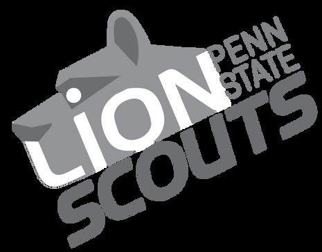 lion scout logo