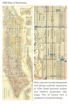1900 Map of Manhattan