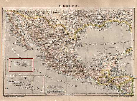 Map Los Tetlillis