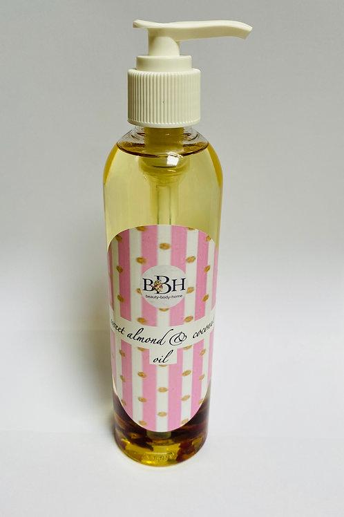 Sweet Almond & Coconut Oil