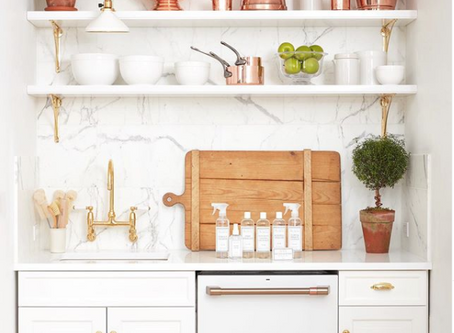 Beauty Body Home's Spring Cleaning Secrets