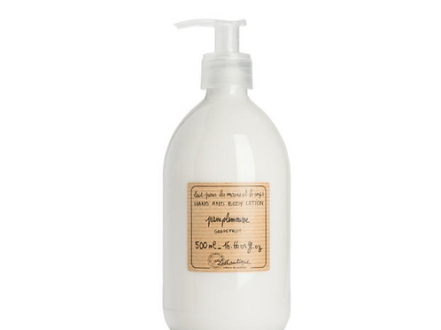 Lothantique Hand & Body Lotion Grapefruit 500ml