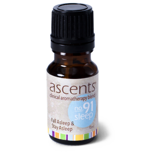 Sleep No. 91 Ascents® Liquid Essential Oil Formula (10ml)