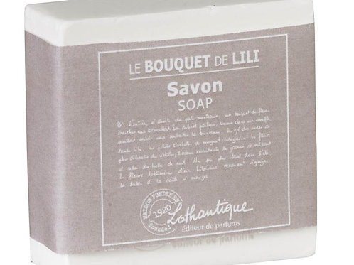 Lothantique Le Bouquet de Lili Soap 100g