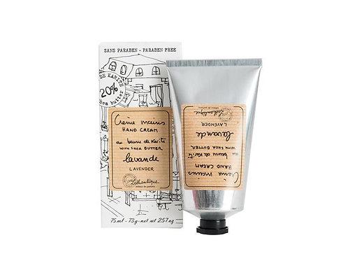 Lothantique Hand Cream Lavender 75ml