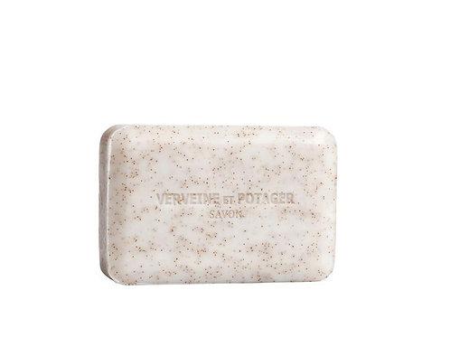 Verveine et Potager Exfoliating Soap 200g