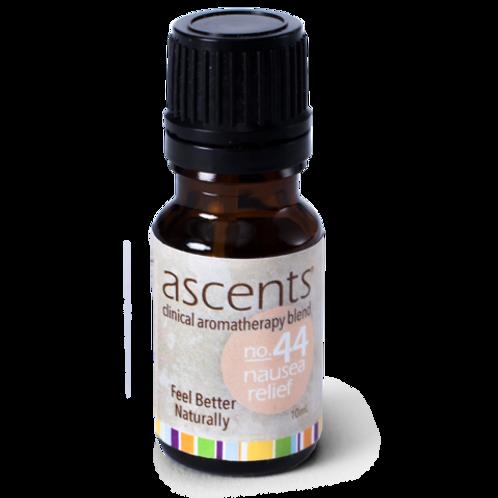 Nausea Relief No. 44 Ascents® Liquid Essential Oil Formula (10ml)