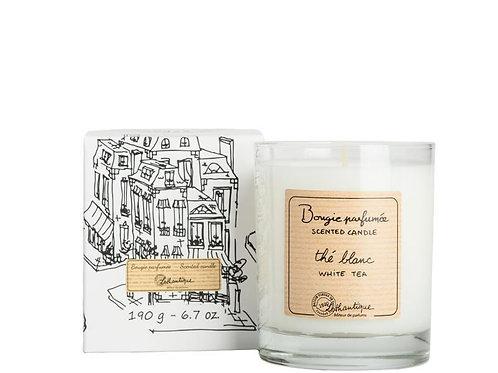 Lothantique Scented Candles White Tea 190g