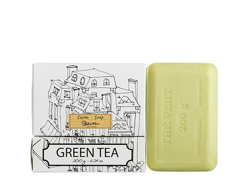 Lothantique Bar Soap Green Tea 200g
