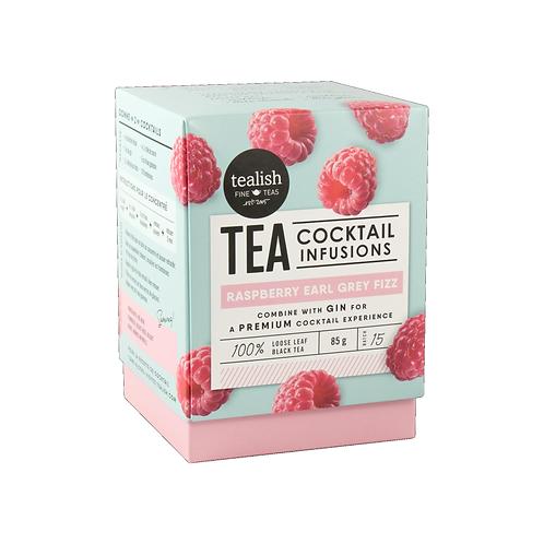 Raspberry Earl Grey Fizz - Box