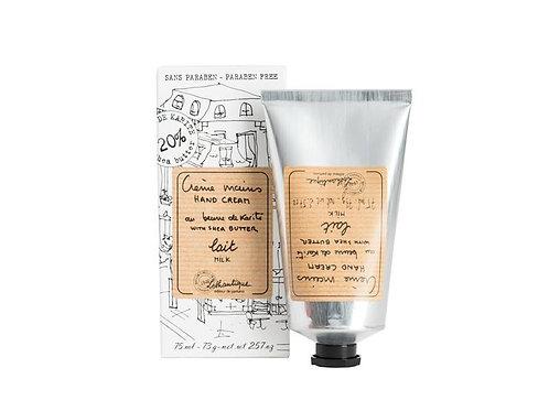 Lothantique Hand Cream Milk 75ml